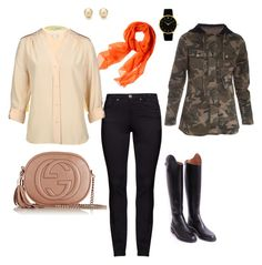 A fashion look from June 2015 featuring silk top, cotton shirts and camoflage jacket. Browse and shop related looks. Silk Top, Camouflage, Fashion Looks, Cotton, Polyvore, Jackets, Shirts, Shopping, Tops