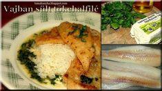 Tomakonyha: Vajban sült tőkehalfilé párol rizzsel
