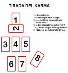 TIRADAS DE TAROT - Tirada del KARMA Tarot Waite, Le Tarot, Karma, Tarot Astrology, Positive Self Affirmations, Tarot Learning, Spiritual Guidance, Spiritual Life, Tarot Spreads