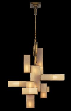Perspectives Oblong Chandelier