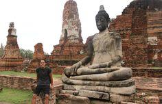 Wat Phra Mahathat. Thailand, Ayutthaya- Travelhype