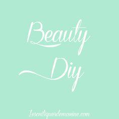 Beauty DIY: produits de beauté naturels faits maison Diy Beauty, Company Logo, Critical People, Natural Beauty, Cosmetics, Home Made, Ongles, Homemade Beauty Products, Diy Makeup