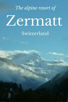 Things to do in Zermatt in 2 days, Switzerland. Visit Klein Matterhorn and discover the cute town of Zermatt.
