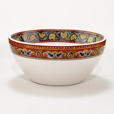 One of my favorite discoveries at WorldMarket.com: Voyage Peacock Bowls, Set of 2