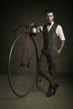 Mark Cavendish does Tweed, The Podium Magazine