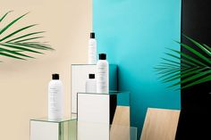 Gontre Hair Care Packaging by Sabbath  http://mindsparklemag.com/design/gontre-hair-care-packaging/
