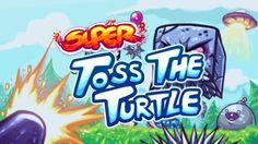 Suрer Toss The Turtle LOGO