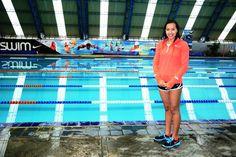 Excelente actuación de Ayumi Macías en el Mundial de Curso Corto en Doha ~ Ags Sports