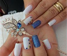 26 ideas nails design toe simple for 2019 French Nails, Winter Nails, Summer Nails, Hair And Nails, My Nails, Finger Nail Art, Chic Nails, Elegant Nails, Nagel Gel