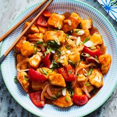 How To Make Sweet And Sour Chicken In 22 Minutes