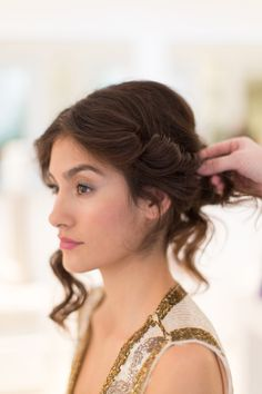 3 New Year's Eve hair DIYs you can actually do