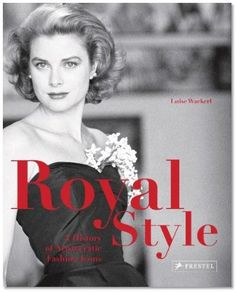 With a photo of Grace Kelly as its hook, the book is quite refreshing in that even the most obvious choices—i.e. Marie Antoinette, Kate Middleton, Grace Kelly, and Queen Rania—are given a very personal touch by disclosing a more intimate view of their lives rather than an expose a la lifestyles of the rich and famous.