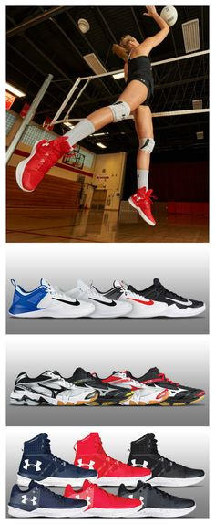 NIKE on. See more. Check out our guide to the best volleyball shoes of 2017.