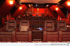 Home Theaters and Beyond