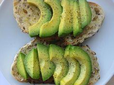 mmm...avocado