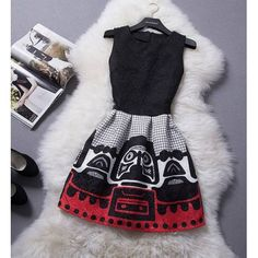Buy 2015 new Promotions hot trendy cozy fashion women clothes casual sexy dress cute tank flower print ball gown girl dress at Mama - Thoughtful Shopping Casual Dresses For Women, Cute Dresses, Casual Outfits, Girls Dresses, Clothes For Women, Women's Casual, Cheap Dresses, Vintage Dresses, Cozy Fashion