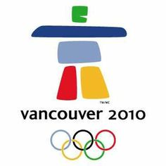The 2010 Winter Olympic mascot is this snowman, an inukshuk. Vancouver artist Elena Rivera MacGregor designed this winning inukshuk logo for the Winter Games. Olympic Logo, Olympic Mascots, Fifa, 2010 Winter Olympics, Summer Olympics, Nbc Olympics, Winter Olympic Games, Winter Games, American Idol
