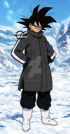 Black Goku, Dragon Ball Gt, Akira Anime Movie, Zamasu Black, Anime Echii, Anime Art, Goku Wallpaper, Dragon Images, Black Anime Characters