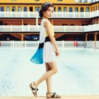 Ya es primavera en Baby Dior... - loff.it