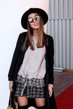 #fashion #week #warsaw #look #zara #stradivarius #marks&spencer #rayban #sotho