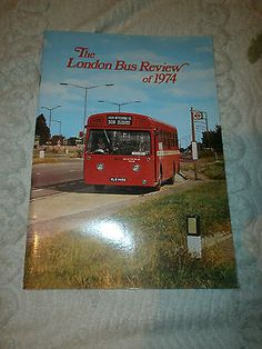 #London transport/lots--the #london bus #review 1974,  View more on the LINK: 	http://www.zeppy.io/product/gb/2/112056230239/