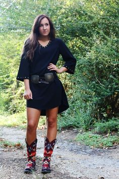 old gringo boots & little black dress buckfergesonoriginals.com