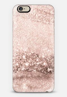 GOLDEN FLOW ROSE GOLD by Monika Strigel for iPhone 6