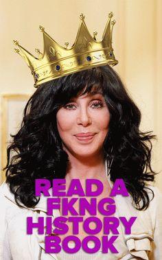 23 Ways Cher Ruled 2014