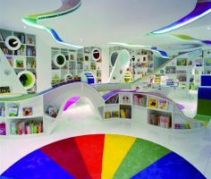 15 playful libraries for kids around the world