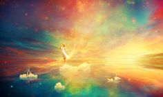 """Create a Wonderfully Colorful and Everlasting Dream"""" Fantasy Manipulation - https://wp.me/p4R2sX-5jJ"""
