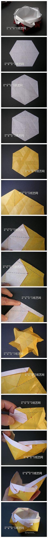 Origami DIY Tutorial