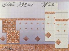 16-11-2014 Terra Mia 1 Walls-Floors ~ simcontrol.es