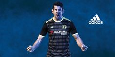 La camiseta suplente del Chelsea 16-17 será gris y negra