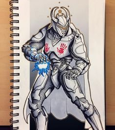 """476 Likes, 22 Comments - Sam Keating (@_glintz_) on Instagram: """"Christened Paragon •• (Sorry for my lack of updates, busy busy) •• #art #artist #artwork #copic…"""""""