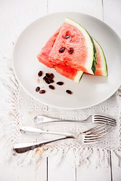 Watermelon is our favorite summer fruit! #PinADayInMay