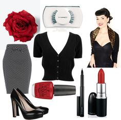 """Rockabilly Essentials"" by abnagy on Polyvore"