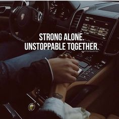 Qoutes About Love, Love Quotes For Him, Quotes To Live By, True Quotes, Motivational Quotes, Inspirational Quotes, Power Couple Quotes, Power Couples, Boss Babe Quotes