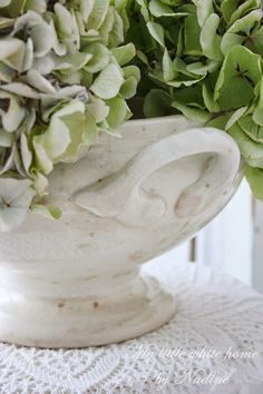 Perfect with ironstone  http://www.pinterest.com/pin/405183297698474673/
