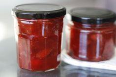 strawberry and apple jam recipe