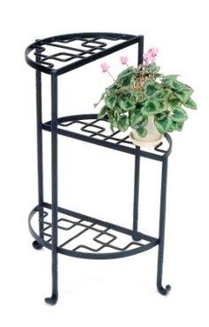 Amazon.com: Achla Designs MI-02 Iris Plant Stand: Patio, Lawn & Garden