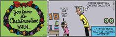 Grand Avenue Comic Strip, December 19, 2015     on GoComics.com
