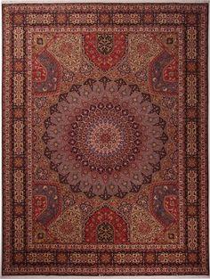 Tabriz rug 50 231163