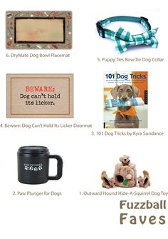 When a friend adopts a new dog, it is a great time to give a thoughtful gift to welcome the little fuzzball into her new home. Plus, they are all under $20, so you won't have to break the bank.   Here are our picks for the 6 best gifts to give a new dog owner.