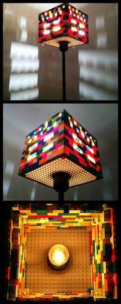 IDEAS CON LEGOS