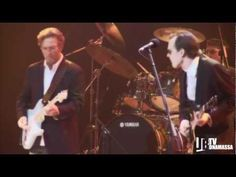 """Video of Joe Bonamassa performing, with Eric Clapton, """"Further Up The Road"""" live at Royal Albert Hall in May 2009."""