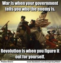 Funny pictures about The Difference Between War And Revolution. Oh, and cool pics about The Difference Between War And Revolution. Also, The Difference Between War And Revolution photos. God Bless America, Thought Provoking, We The People, Thinking Of You, Funny Pictures, Funny Images, Funny Pics, Funniest Pictures, Random Pictures