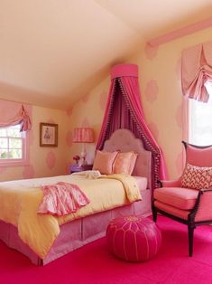 http://rilane.com/kids-bedroom/15-adorable-pink-and-yellow-girls-bedroom-ideas/