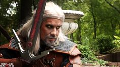 Geralt of Rivia, Witcher 3 Cosplay by me Solidsnake Cosplay