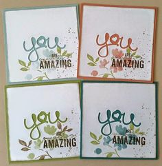 Les Ateliers de Mylou ...: You are Amazingly Amazing ... are not you?