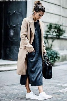 If your go-to uniform of black skinnies and boots is wearing thin, seek some street style inspo on how to mix up your relaxed repertoire. From cool layering to casual winter whites, here are the looks we'll be emulating this week…